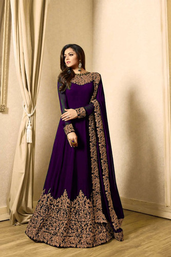 33f4198204 Latest Ethnicroop Designer Indian Anarkali Dress | Salwar Suit Design