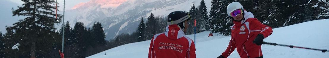 ski lessons ecole de ski montreux riviera ski school