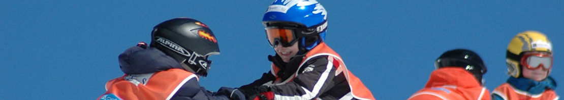 Ski lessons in switzerland - Ecole de ski Riviera Montreux swiss ski school