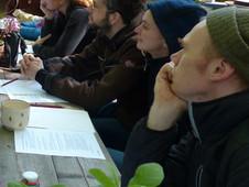 Workshop 'permacultuur ontwerp'