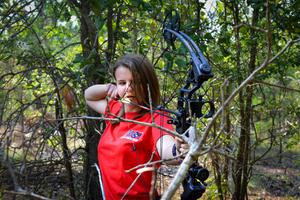 NAV 3-D Archery Range