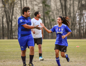 NAV Adult Soccer League