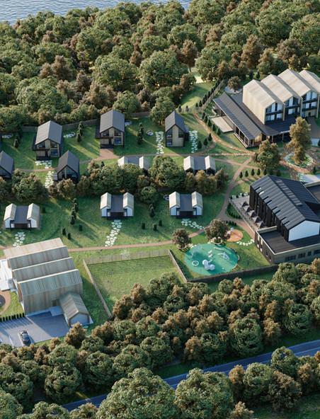 Ремонт загородных домов по финской технологии