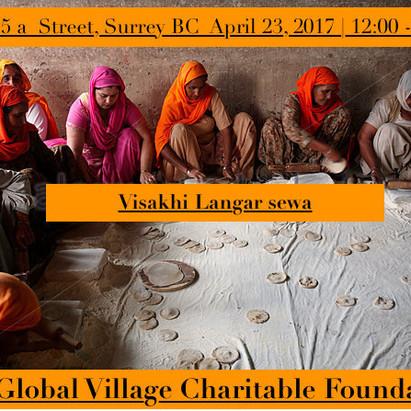 2017 Visakhi with the Homeless