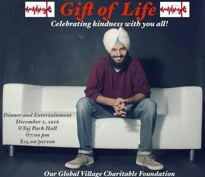 Annual Gala 2016: Gift of life-organ donation