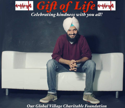 Organ Donation Campaign: Gift of Life