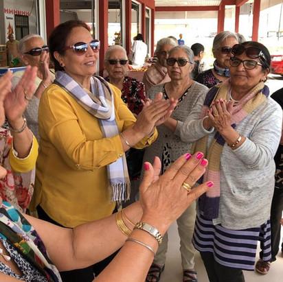 Seniors Trip to Okanagan (Mother's Day)