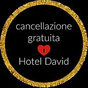 cancellazione gratuita - Hotel David - F