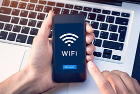 Connect to WiFi wireless internet networ