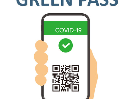 Green Pass - Need it in the Hotel? For which services? - from 6 August 2021