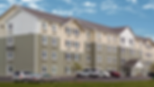 Inland Suites Lamar Exterior.png