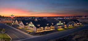 Stratford Suites- Outside Sunset.jpg