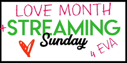 Streaming Sunday: The Stages of Love