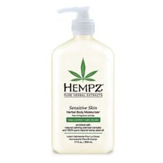 Sensitive Skin Herbal Body Moisturizer 17 ounce