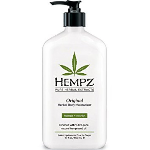 Original Herbal Body Moisturizer 17 ounce