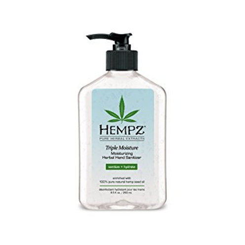 Triple Moisture Hand Sanitizer 8.5 ounce
