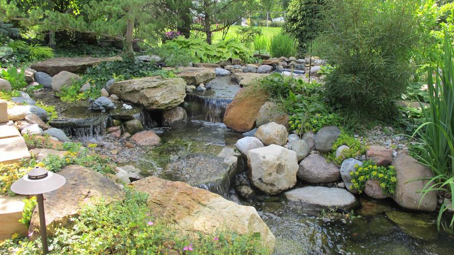 cool ponds pond tour indianapolis