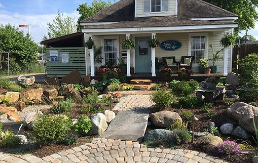 cool ponds shop store front