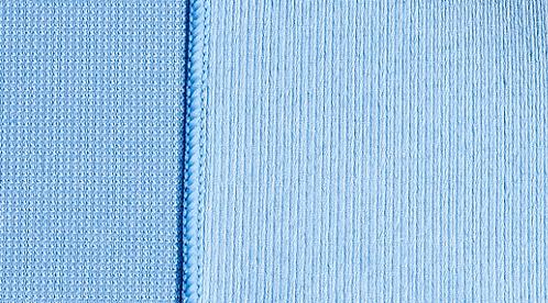 Mikrofasertuch / Glastuch Jersey blau 40 x40 cm, 300g/m2 10Stk.