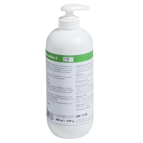 Hand Desinfect E, Log 5.0 -Desinfektionsmittel / Handdesinfektion