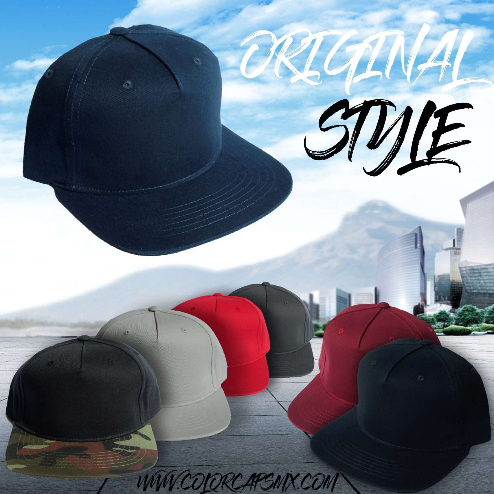 44ca2fc86ed87 5 PANEL SNAPBACK HIGH QUALITY 3.jpg ...
