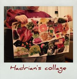 Hadrian's Collage