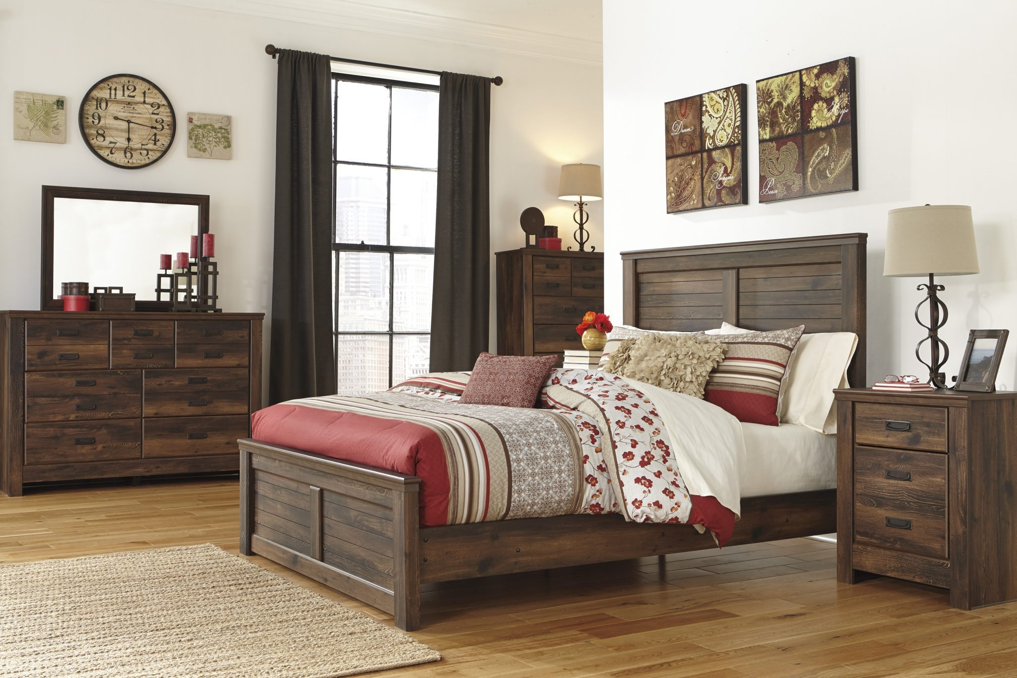 Set de Chambre Ashley B246