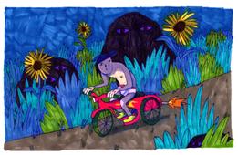 Cycling through nature