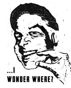 I wonder where