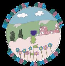 Logo designed by Amy Lockhart, 8