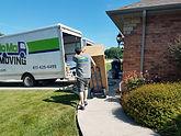 Friendly moving staff, moving company, Joplin, Springfield, Missouri, Southwest Missouri, Ozark, Moving Truck
