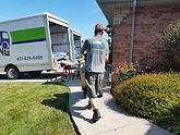 Friendly moving staff, Movers, Moving Company, Joplin, Ozark, Springfield, Missouri, Southwest Missouri, MO