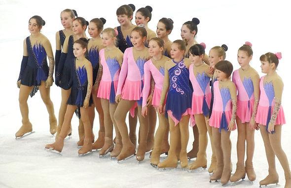 Секция фигурного катания и танцев на льду Строгино