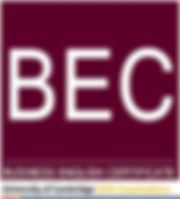 BEC (Business English Certificate)