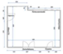 creare una planimetria di casa