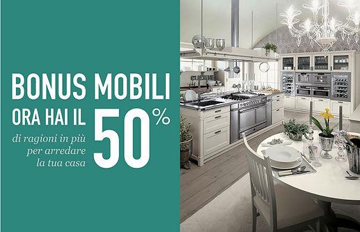 Bonus mobili 50%