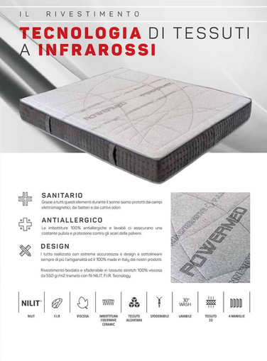 tecnologia a infrarossi