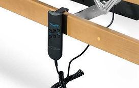 telecomando per rete a doghe