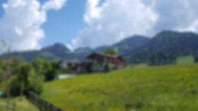 Wildschönau Landschaft 1