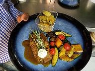 Alpenhotel Restaurant - Steak