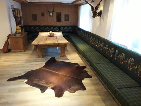 Alpenhotel Lobby