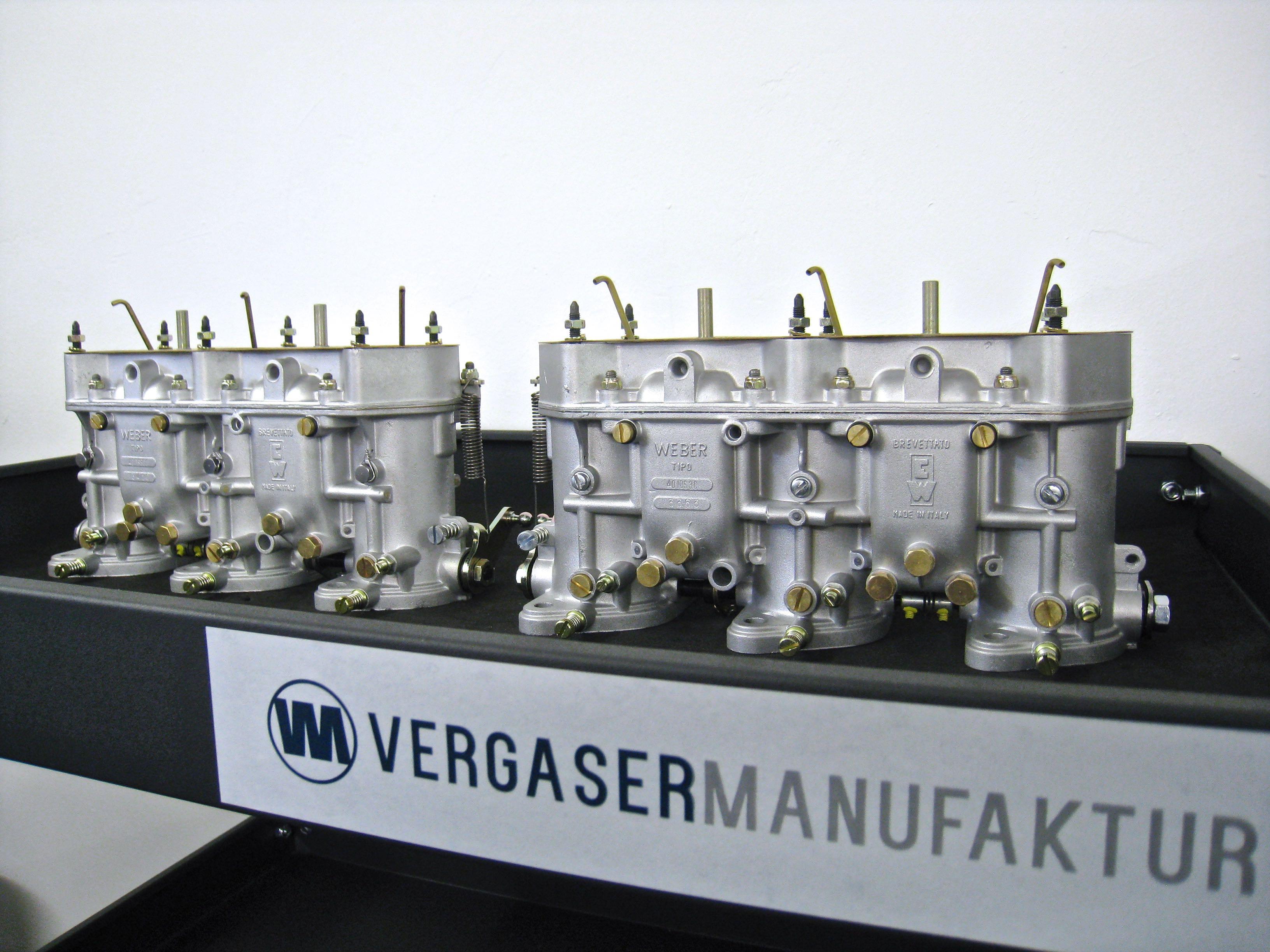 Vergaser Manufaktur Hamburg