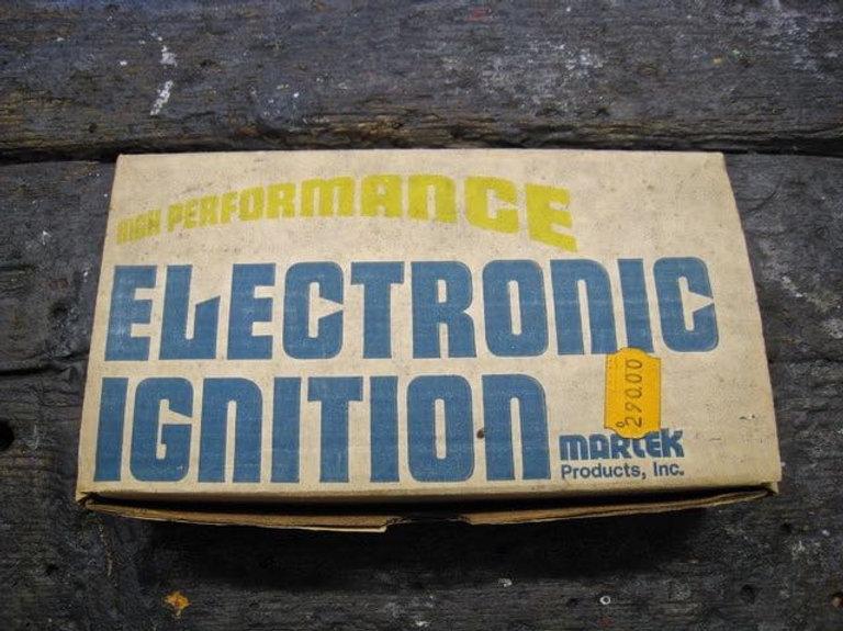 RARE NOS! Martek 1000HD Electronic Ignition for HD Shovelhead Models  1970-1978