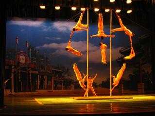 Origins of Pole Dance / Fitness