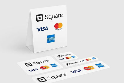 Square payments accepted
