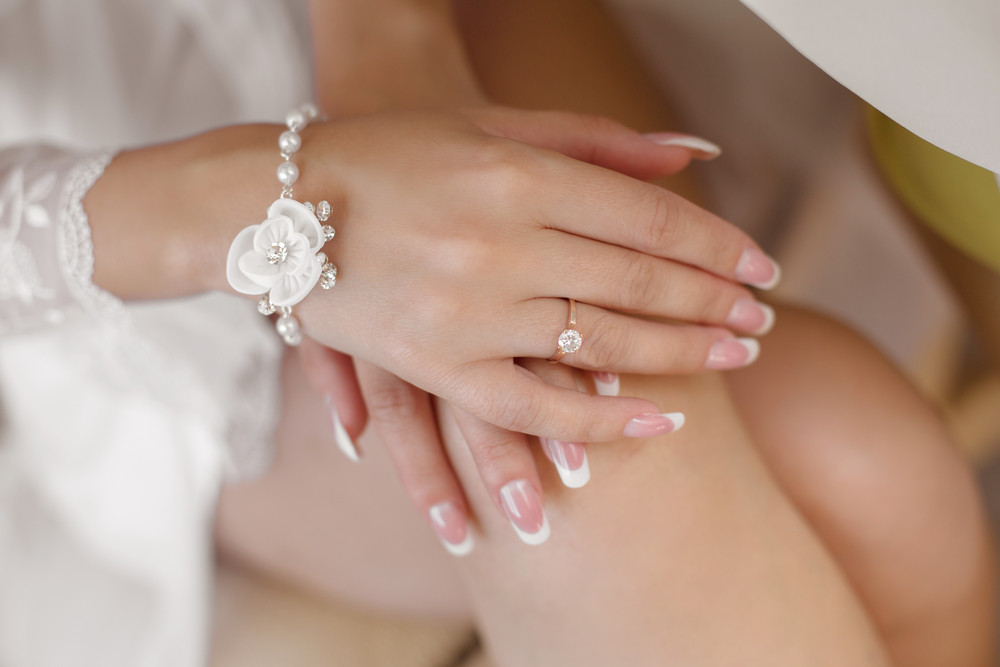 Have your mani and pedi done prior to your spray tan