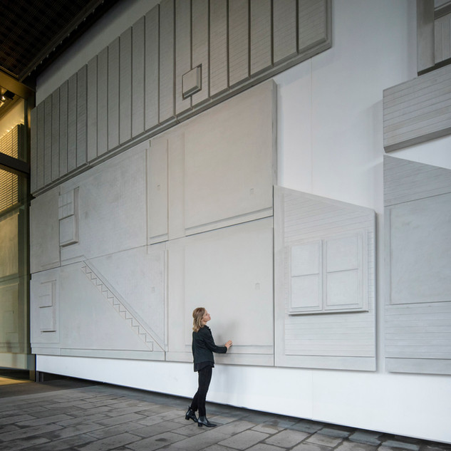 Rachel Whiteread Commission