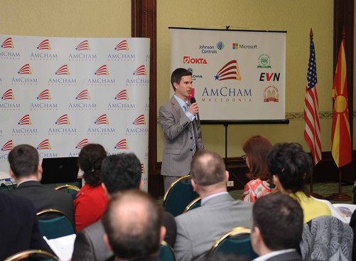 Training for business professionals with American Chamber of Commerce