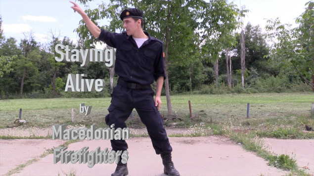 A video describing what Macedonian firefighters have learned from training with U.S. firefighters and paramedics.