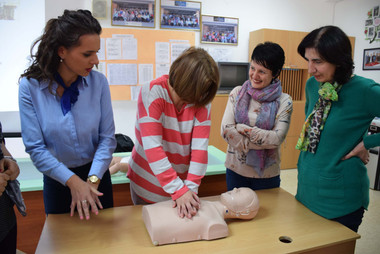 Pediatric First Aid Project
